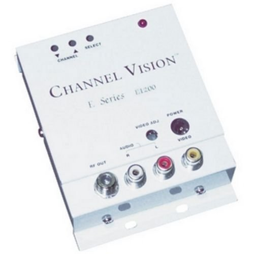 Channel Vision 1-Input Micro Modulator (E1200) (2 Pack)