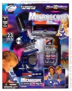 Phil Seltzer Micro Science Microscope Set (23 Piece) by Phil Seltzer