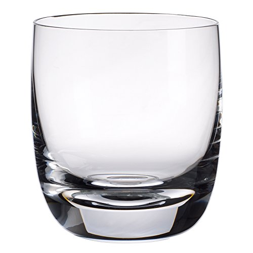 Blended Scotch Whisky Glasses Set of 2 by Villeroy & Boch - Premium Crystal Glass - Dishwasher Safe - 8.25 Ounce -