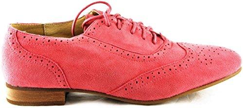 Andrea Conti , Ballerines pour femme rose rose bonbon