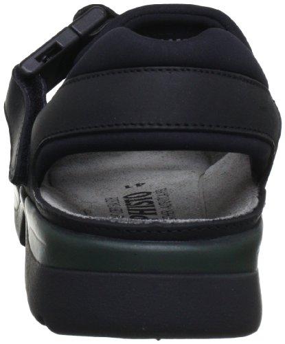 Schwarz 5700 Black Sandalen Mephisto ATLAS Sandalcalf P1372689 Herren OIS0Up