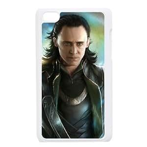 I-Cu-Le Phone Case Thor Loki,Customized Case ForIpod Touch 4