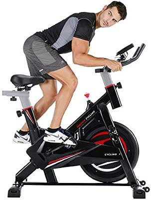 MORNOR Bicicleta de Ciclismo para Interiores, Correa para Conducir ...