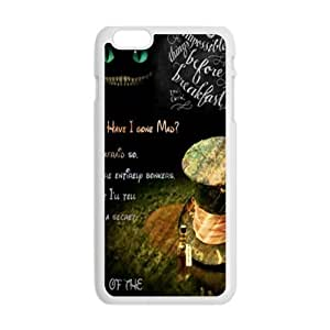 Alice in wonderland Phone Case for Iphone 6 Plus