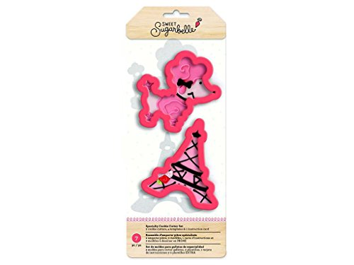 American Crafts Set OohLaLa Cookie Cutter