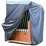Friedola Wehncke Housse bâche de protection pour fauteuil-cabine Noir 130 x 150 x 134 cm