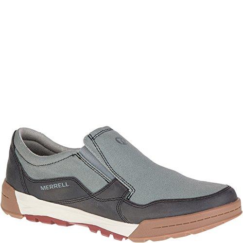 Merrell Mens Changement De Berner Chaussure De Mode Moc, Le Granit, 9,5 M