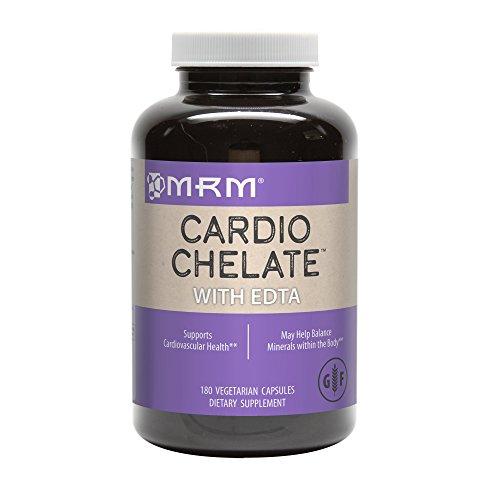 Cardio Chelate with EDTA 180 Vegcapsules