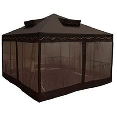 Gazebo Bug Screen These Fits On 12 X And Includes Panels For All