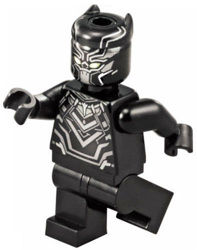 NEW LEGO BLACK PANTHER MINIFIG 76047 marvel figure minifigure super hero villain