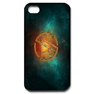 The latest linkin park band logo poster Hard Plastic phone Case for Apple iPhone 4 4S RCX089777