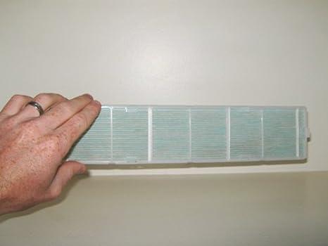 mac-415ft-e antialérgico enzima Filtro 1 Pack para Mr. Slim ...