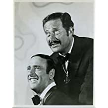 "Dick Martin Dan Rowan Rowan & Martins Laugh-In Original 7x9"" Photo #J8255"
