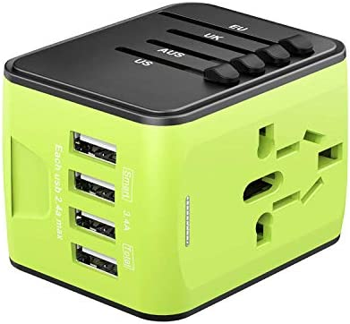 Universal Adapter International Countries European product image
