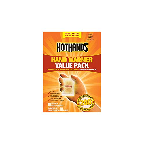 Amazon.com: Hands Hot Hand Warmers 40 Count Box HH2 (12 ...