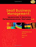 img - for Small Business Management: Launching and Growing Entrepreneurial Ventures book / textbook / text book