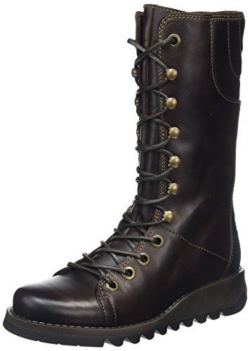 Bottes Ster768fly Femme Fly Marron Dk London Brown 5qZwcWExwO