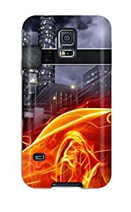 DanMarin AhSfMjc7132PMfgO Case For Galaxy S5 With Nice Ps3 Appearance