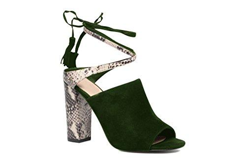 Modello In Pelle 11sunshop Yanga Dal Design Hgilliane In 33-44 Verde