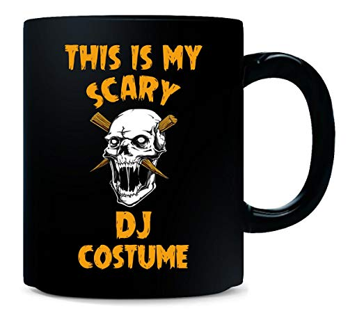 This Is My Scary Dj Costume Halloween Gift - -
