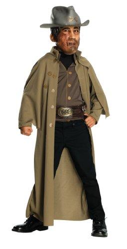 [Jonah Hex Deluxe Child's Costume] (Deluxe Gunslinger Costume)
