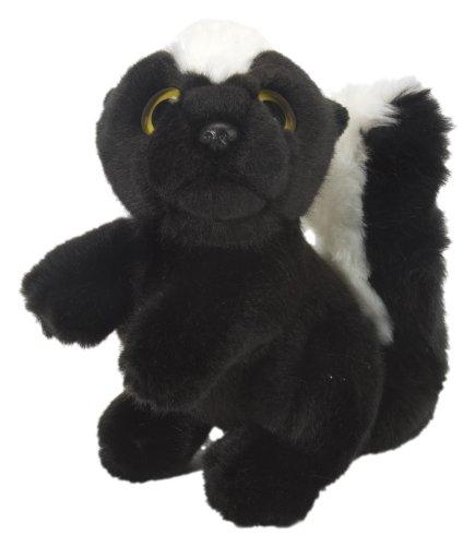 (Wild Republic Skunk Stuffed Animal Plush Toy Wild Watchers 7 Inch)