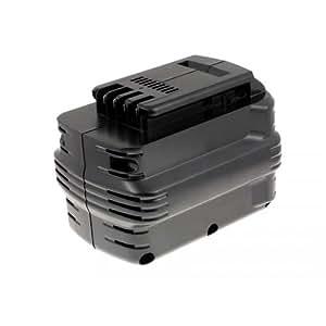 Batería para Dewalt modelo/ref.DE0240, 24V, NiCd