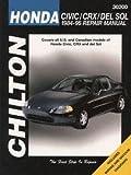 toad auto diagnostics - Chilton CHI30200 TCC Honda Civic/CRX/DeSol 84-95