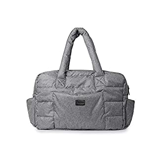 7 A.M. Voyage Soho Bag (Heather Grey)
