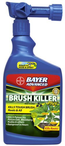 Bayer Advanced 704645 Ready-to-Spray Brush Killer Plus, 3...