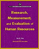 Research, Measurement and Evaluation of Human Resources, Saks and Saks, Alan M., 017646249X