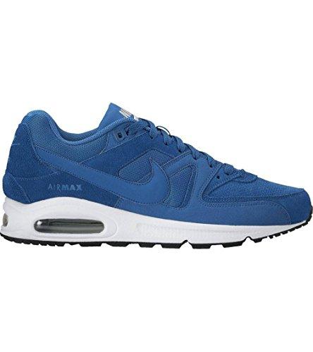 Nike Air Max Uomini Comando Prm Sneaker Blu (bleuindustriel / Bleuindustriel / Blanc)