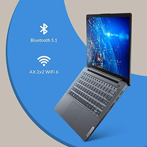 Lenovo IdeaPad Slim 5 AMD Ryzen 7 4700U 14 inch Full HD IPS Thin and Light Laptop (8GB/512GB SSD/Windows 10/MS Office 2019/Integrated AMD Radeon Graphics/Graphite Grey/1.39Kg), 81YM002TIN