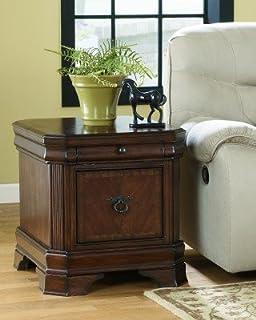 Amazon.com: Ashley Furniture Signature Design - Hamlyn Coffee ...