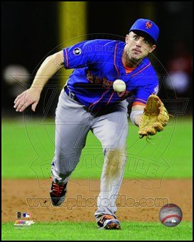 David Wright 2014 Art Poster PRINT Unknown 8x10