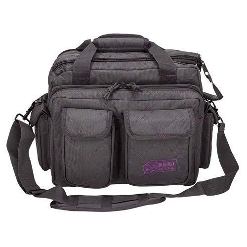 Standard Scorpion Range Bag - Lady Voodoo Custom Series, Gray/Purple by VooDoo Tactical