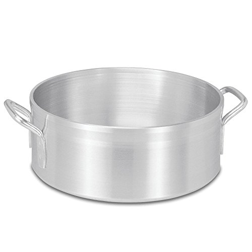 (Vollrath 68215 Wear-Ever Classic Select 15 Qt. Heavy Duty Aluminum Brazier Pan)