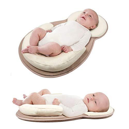 Gmxop Port/átil Beb/é Cama Reci/én Nacido Tumbona C/ómodo m/ás Segura Ni/ño Beb/é para Dormir Nido