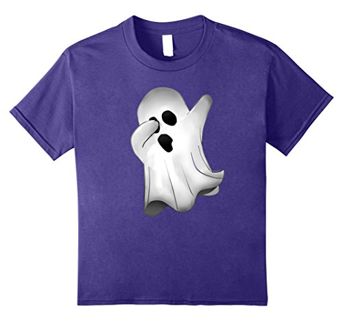 Kids Creepy Dabbing Funny Ghost Halloween Costume T-Shirt 10 (Medical Halloween Costume Ideas)