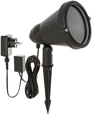 LuminalPark Proyector Estrellas, 16 X H 28 cm, LED Blanco cálido ...