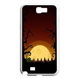 iPhone 4,4S Phone Case Paper Doll Chain On Fire Funny P78K789430