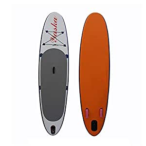 Amazon.com: Paddle Board 6 pulgadas de espesor inflable ...