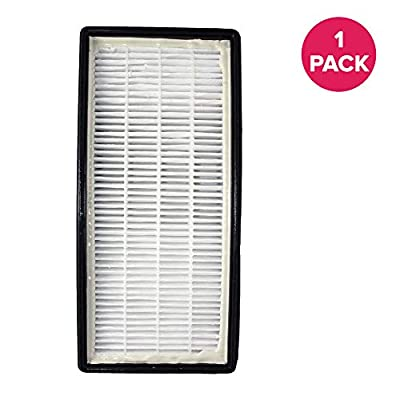Honeywell HHT-011 Air Purifier Filter Kit - 1 HEPA Filter with Built In Odor Neutralizing Particle Pre-Filter, Part no. HRF-B2C, 3811-350, 16216, 30LB1620XB2, HRF-C1, by Think Crucial