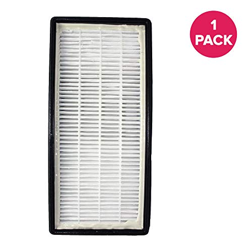 Crucial Air Filter Replacement Parts Compatible With Honeywell Part # 16200, 16216, HRC1, HRF-C1, HAPF30 - Fits Honeywell HHT-011 Air Purifier HEPA Style Filter Fits Models HHT-011, HHT-080 (1 Pack) ()