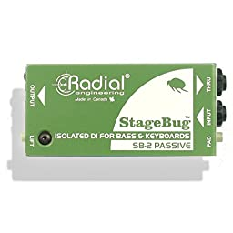 Radial Engineering StageBug SB-2 Passive DI