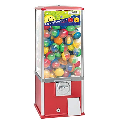 Token Machine - SmileMakers 25'' Toy Vending Machine - Prizes per Pack
