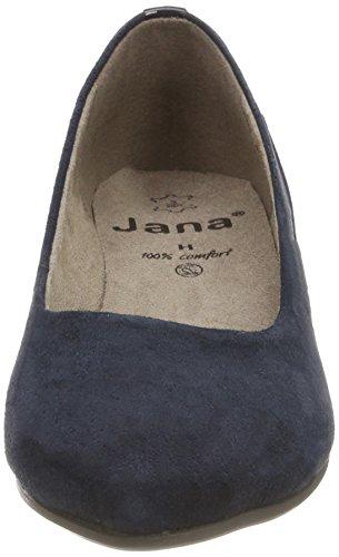 navy Blu Tacco 22200 Scarpe Donna Jana Con Struct CAYwXwq