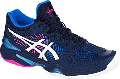 ASICS Court FF 2 Women's Running Shoe, Peacoat/White, 8 M US