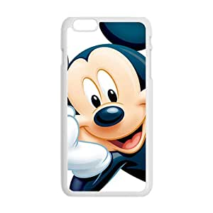Happy Disney's Magical Quest mickey juegos Cell Phone Case for Iphone 6 Plus