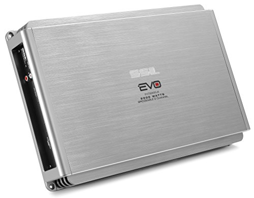 Sound Storm EVO2200.2 EVO 2200 Watt, 2 Channel, 2 to 8 Ohm S